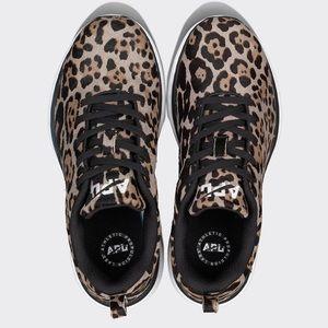 APL cheetah sneakers